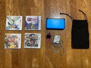 Nintendo 3DS XL Pokémon X Zelda Super Smash Bros Fire Emblem for Sale in Bethesda, MD
