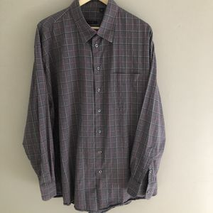 Burberry Mens Long Sleeve Shirt XXL for Sale in Sandy, UT