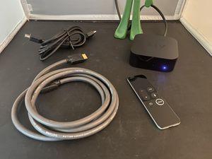 Apple TV 32GB 4K HD Media Streamer. for Sale in Oak Creek, WI