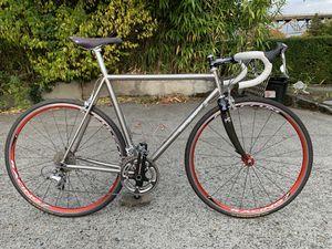54cm 1990's Titanium Sampson Dura Ace for Sale in Seattle, WA