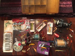 Fishing tackle for Sale in North Olmsted, OH