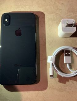 iPhone X Black for Sale in Waco,  TX