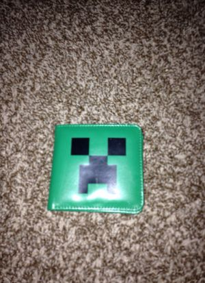 Minecraft wallet for Sale in Fairfax, VA