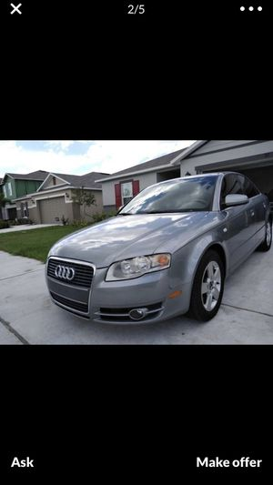 2006 Audi A4 for Sale in Auburndale, FL