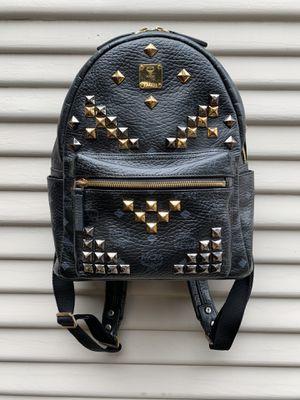 Black Mini Mcm Backpack for Sale in San Bruno, CA