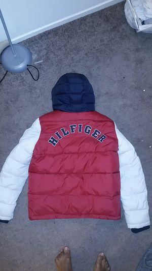 Men's Tommy hilfiger jacket for Sale in Gaithersburg, MD