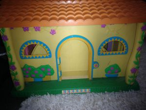 Kid toys Dora the explorer house/ baby walker for Sale in Durham, NC