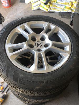 Set of 4 Acura TL OEM wheels for Sale in Potomac Falls, VA