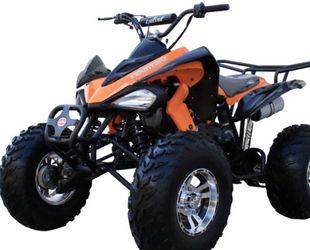 Red MOUNTOPZ 125cc for Sale in Stone Mountain,  GA
