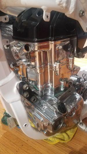 Crf450 crf450r 450 Honda dirt bike big motor for Sale in San Leandro, CA