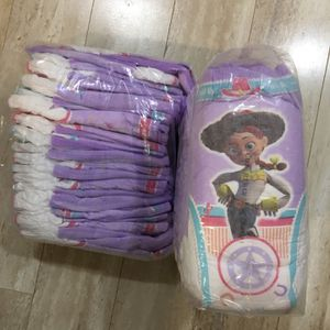 52 Size 3t-4t Girl Toy Story Pull Ups for Sale in Taylors, SC