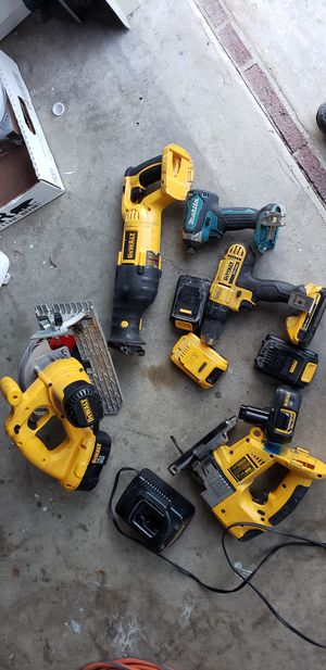 Dewalt for Sale in Claremont, CA