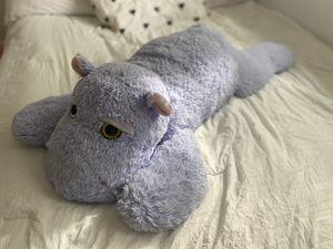 Giant Hippopotamus Stuffed Animal 🦛 for Sale in Oceanside, CA