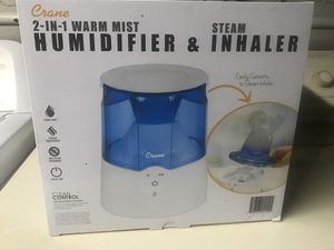 Mist xp humidifier for Sale in Alexander, IA