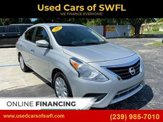 2015 Nissan Versa for Sale in Fort Myers,  FL