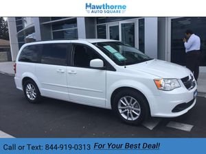 2014 Dodge Grand Caravan Passenger for Sale in Hawthorne, CA