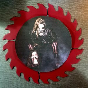 The Fiend Bray Wyatt Decorative Saw Blade for Sale in Olympia, WA