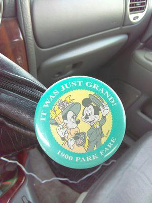 Disney pin button for Sale in Chicago, IL