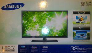 "Samsung 32"" LED TV for Sale in Tampa, FL"