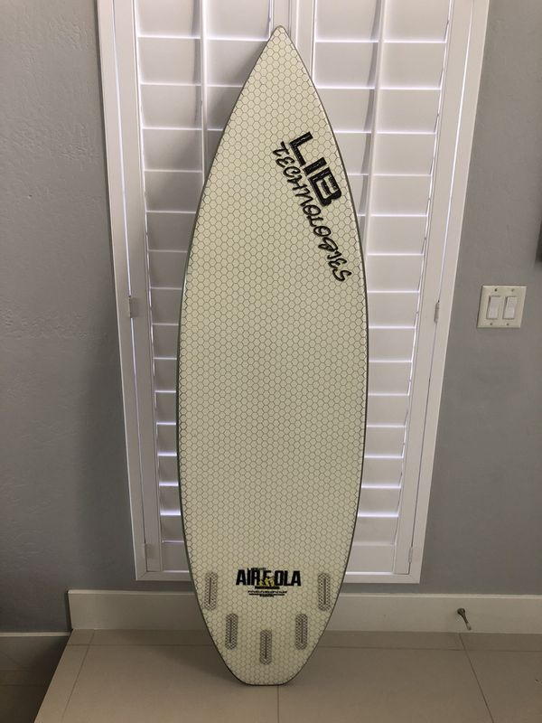 Lib-Tech Aireola Surfboard