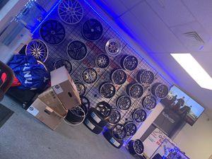 Rims tires clutch Lugnuts for Sale in Auburndale, FL