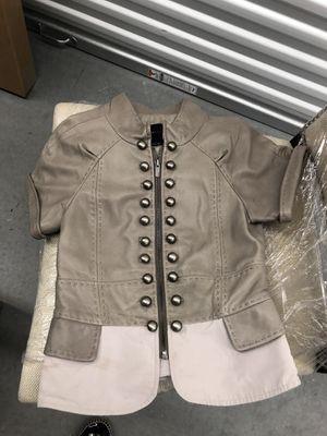 BCBG Leather Vest for Sale in Boston, MA