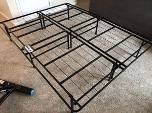 "BRAND NEW* King 14"" Boyd Sleep Foldable Box Spring / Mattress Foundation Platform for Sale in Trenton, OH"