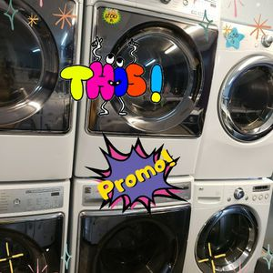Kenmore Elite Jumbo Steam Washer And Steam Gas Dryer for Sale in Richmond, TX