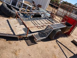 Single axle trailer what you see is what you get $900 firm for Sale in Phoenix, AZ