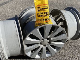 17x7.5 Aluminum Rims for Sale in Boise,  ID