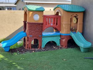 Playground, step 2 clubhouse climber, toys for kids for Sale in Buena Park, CA