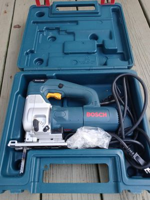 Bosch keyless jigsaw for Sale in Scottdale, GA