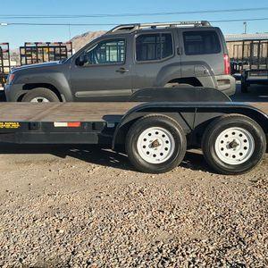 7x18 CAR HAULER TRAILER for Sale in Las Vegas, NV