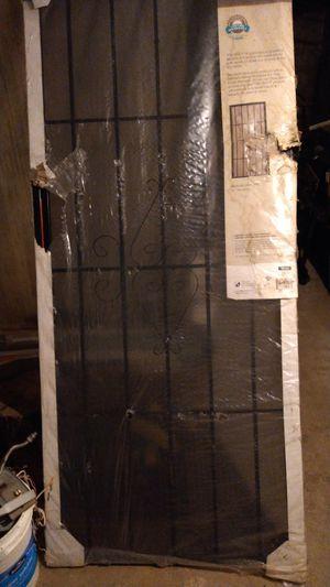 True bolt security screen door for Sale in Columbus, OH