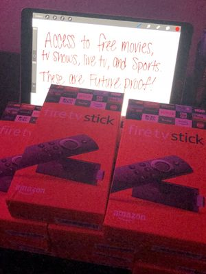 Amazon FireTV for Sale in Nashua, NH