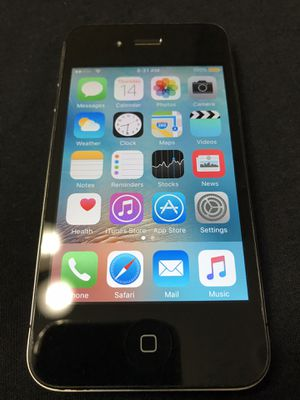 iPhone 4s 16GB Factory Unlocked for Sale in Gresham, OR