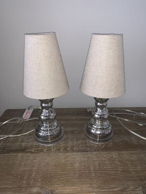 2 Mini Lamps for Sale in Rochester, MI