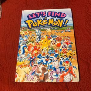 Let's Find Pokemon! Special Complete Edition for Sale in Hialeah, FL