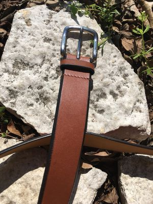 Leather Belt Brand NEW Size 44 for Sale in Austin, TX