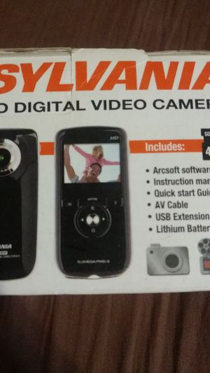 Pro HD digital Video Camera for Sale in Mesa, AZ