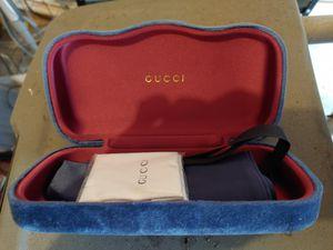 Gucci sunglass case for Sale in Houston, TX