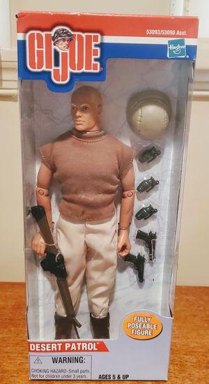 GI Joe - Desert Patrol (New in Box) for Sale in Westfield, NJ