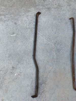 Jeep CJ parts, clutch rod, engine tie brace for Sale in Newhall, CA