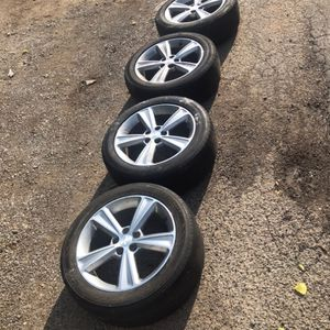 2015 Chevy Cruze Rim and Tire for Sale in Indianapolis, IN