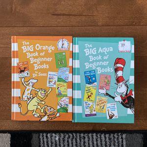The Big Orange Book / The Big Aqua Book Of Beginners Book for Sale in Issaquah, WA