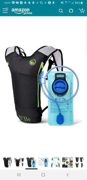 U' Be Hydration Backpack Brand New for Sale in Maple Valley, WA