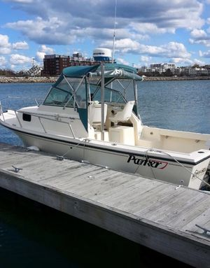 21 Foot Parker Boat for Sale in Somerset, MA