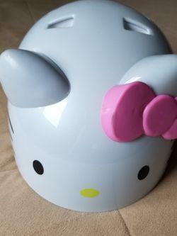 Girls Hello Kitty Helmet for Sale in Elmont,  NY