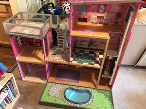 Barbie doll house for Sale in San Francisco, CA