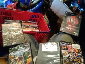 PS2 GAMES for Sale in Columbus, OH